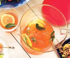 Supper Club of the South: Our Favorite Summer Drinks