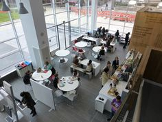 Learning Commons Busy Cafe | Flickr - Photo Sharing!