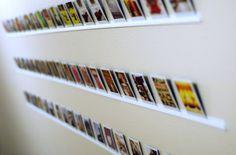 Polaroid wall right
