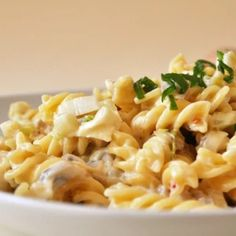 Macaroni And Cheese, Fusilli, Ethnic Recipes, Food, Anime, Mac And Cheese, Essen, Cartoon Movies, Meals