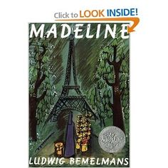 LOVED these books when i was a kid.  madeline.