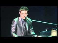 ▶ Emmet Cahill Celtic Thunder Bridge Over Troubled Waters Piano Cover - YouTube