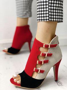 separation shoes 7b5e2 884da Nos sélections chaussures pour femme Chaussures De Luxe, Placard À  Chaussures, Chaussures À Talons