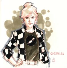 Cinderella by Phil Noto