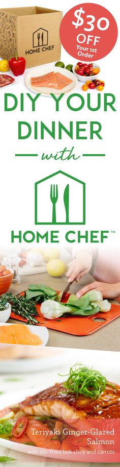 Get $30 off your first order when you sign up with Home Chef today! Watch this video to find out how Home Chef beat grocery store prices.