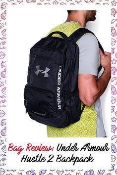 96fe5d5906 Bag Review  Under Armour Hustle 2 Backpack New York Yankees Shirt