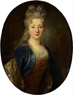 Portrait of a Woman by French Painter Nicolas de Largilliere 10 October 1656 - 20 March 1746 http://commons.wikimedia.org/wiki/File:Nicolas_de_Largilliere_-_Female_portrait_-_Google_Art_Project.jpg