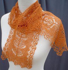 (6) Name: 'Knitting : Elemental Changes Shetland Lace