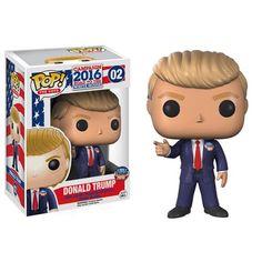 Donald Trump Pop! Vinyl Figure - Funko - Historical Figures - Pop! Vinyl Figures at Entertainment Earth