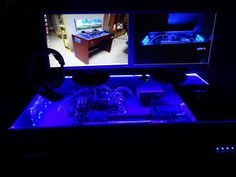 S7 PC desk  #PC #PCmodding #deskpc