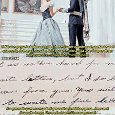 Postando bem cedinho hj :p 📚 | A Escolha É sério, eu amo as cartas do Maxon ksjsksksksk acho que deu pra reparar