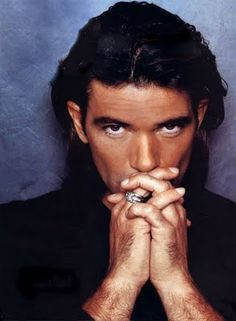 Antonio Banderas. Hot mature introverts.   ~ Diana M. Joice
