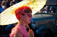 Ombrello Giallo by BixioSun, via Flickr