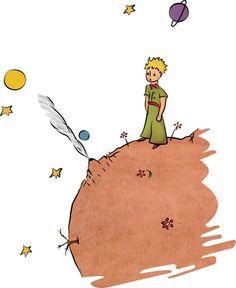 Sticker enfant dessin le Petit Prince couleur Little Prince Quotes, Little Prince Party, The Little Prince, Little Princess, Prince Drawing, Art Fantaisiste, Prince Images, Paint Cards, Whimsical Art