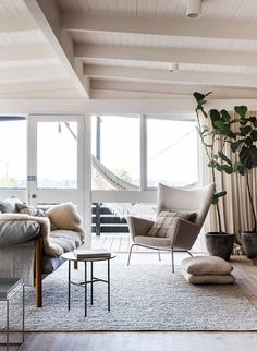 Australian home via My Scandinavian Retreat / Photos by Sean Fennessy / The Design Files
