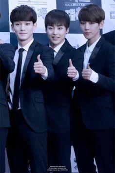 Chen | Xiumin | Baekhyun | Exo