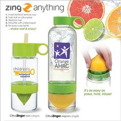 Zing anything!