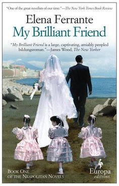 My Brilliant Friend - Elena Ferrante.  Just finished this fantastic novel.