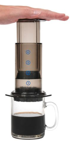 AeroPress, A Quick & Easy Way To Make a Great Cup of Coffee. This will be on show at our Coffee Culture Session this Thursday!