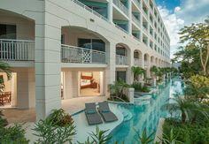 Swim Up Crystal Lagoon Suites.