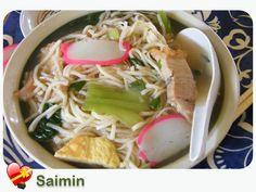 Saimin - ILoveHawaiianFoodRecipes
