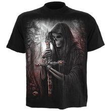 """T-shirt Spiral Gothique """"Soul Searcher"""""""