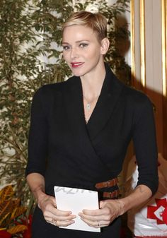 Princesa Charlene de Mónaco