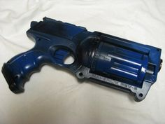 Etsy user Viktor Graves doesn't manipulate the hardware of Nerf guns, but  he does add impressive video game paint jobs.