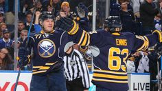 Tyler Ennis and Dmitry Kulikov