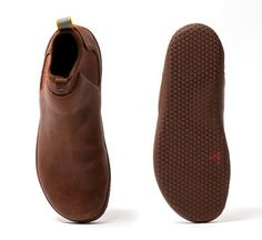 a41ce7379bfc Vivobarefoot Men s City Proof Barefoot Boots