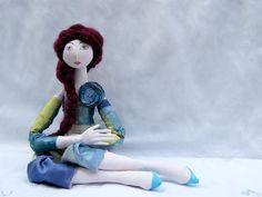 #artdoll #dollmaker #softdoll #OOAKDOLL