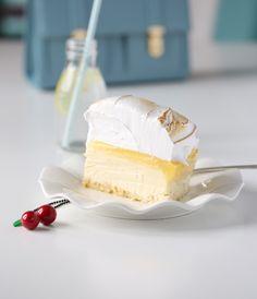 Bakelyst - For oss som liker å bake No Bake Lemon Cheesecake, Pudding Desserts, Happy Foods, Let Them Eat Cake, Vanilla Cake, Food Porn, Favorite Recipes, Sweets, Baking