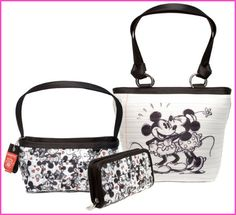 New Mickey And Minnie In Love Harveys Seatbelt Bags At Disney