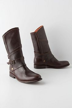 Gallop Mid-Boots #anthropologie.  I think I need these.  Everything on Pinterest is stuff I need.  Think of how fast I could run, and it such style too!