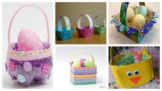 5 Easter baskets you can make at home | MNN - Mother Nature Network