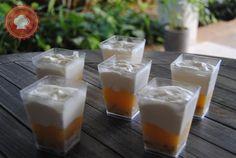 Pour changer de la tarte au citron meringuée, je vous propose ces excellentes verrines crème citron et mascarpone, légères, acidulées et bien fraîches, elles seront parfaites après un repas copieux.