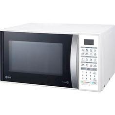 Forno de Micro-ondas LG MS3042R 30 Litros Branco