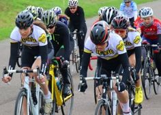 #TeamDassi athletes Charlotte and Hannah take on cycle racing...