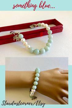 Elephant Trunk, Freshwater Pearl Bracelet, Water Pearls, Bracelet Making, Pearl White, Fresh Water, Handmade Jewelry, Stones, Beaded Bracelets