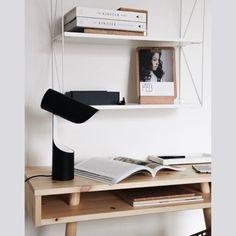 CAPO PÖYTÄ - KARUP - UUTUUDET - Tuotteet Make Up Tisch, Design Tisch, Rattan, Shabby Chic, Desk, Shelves, Furniture, Home Decor, Workplace