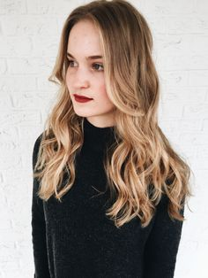Hair Aveda Bangs Texture Beachy Wave Wavy Haircut | Haircuts ...