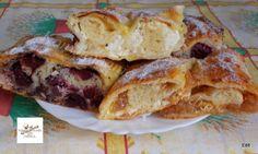 Kelt rétes (meggyes-mákos, túrós és almás) Recept képpel - Mindmegette.hu - Receptek 80s Makeup Tutorial, Strudel, French Toast, Muffin, Snacks, Cooking, Breakfast, Sweet, Food