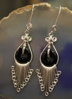 Artisan Handcrafted Sterling Silver Fringe by specialCANmade