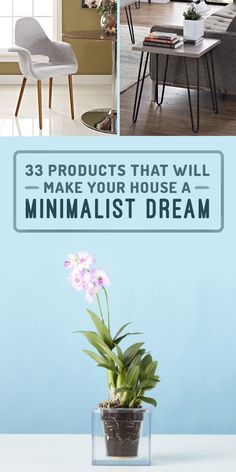 https://www.buzzfeed.com/sarahhan/dreaming-of-a-minimalist-home?bffbdiy&utm_term=.ehN9vZDn5#.yeWynWlX0 Less is better.