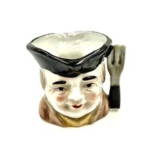 Toby Jug Miniature The Leonardo Collection Foreign Collectable Mug Pot creamers Leonardo Collection, Royal Doulton, My Ebay, Miniatures, Mugs, Ornaments, Best Deals, Shop, Character