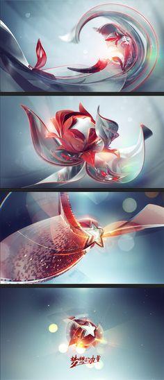 version 4 https://www.behance.net/gallery/27004585/Dragon-TV
