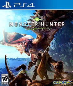 Introducing a brand new entry in the beloved co-op action RPG series, Monster Hunter: World, coming to PlayStation 4 and Xbox One early PC version coming at a later date. Monster Hunter Series, Monster Hunter World, Nintendo 3ds, Solo Player, Dragons, Big Dragon, Dragon Age, Hunter Games, Les Continents