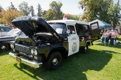 "1959 Ford ""paddy wagon"" California"