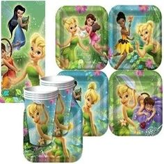 Tinkerbell Party Supplies