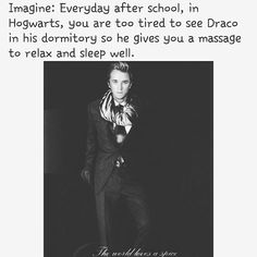 Instagram photo by draco_malfoy_imagines - #dracomalfoy #dracomalfoyimagine  #dracoimagine I am so sorry but i have lots of tests and very little time to write an imagine. QOTD:What grade are you? AOTD: I am in 10th grade Have a nice day